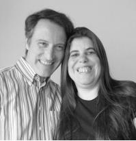 Sandra e Jorge Ramos